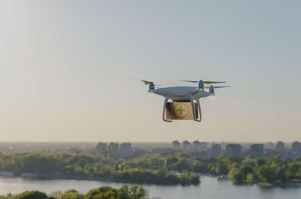 EDM Friday Briefing: Drones in Rural/Remote Cardiac Emergencies