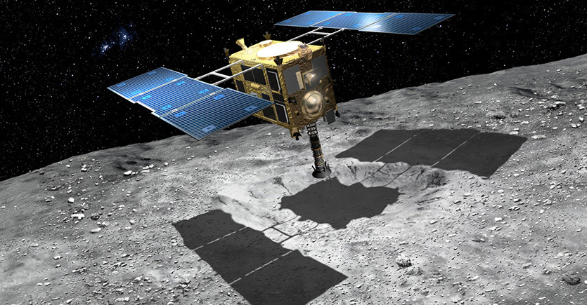 This Week in Space History – Hayabusa Spacecraft Gets Gravity Assist from Earth