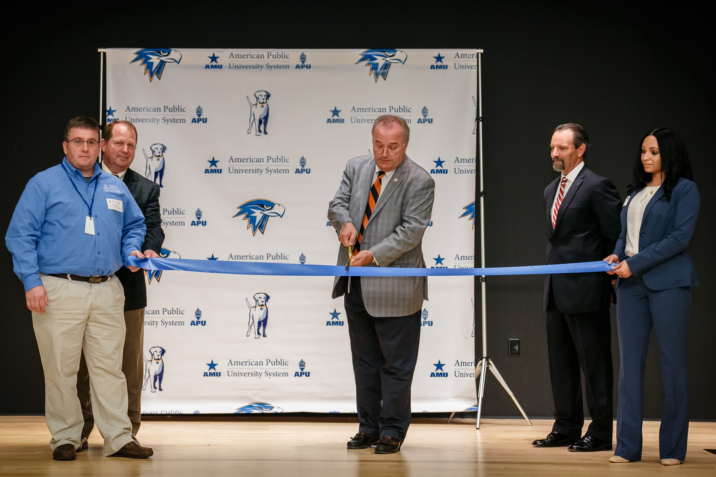APUS Creates New Veterans Center in West Virginia