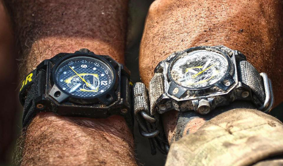 Entrepreneurship Series: George Fox Creates Custom Watches for the Military and Other Organizations