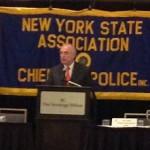 Commissioner William Bratton discusses the future of policing.