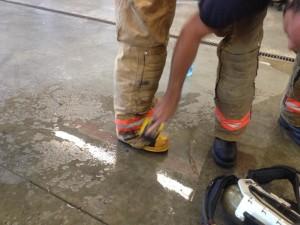Fire Clean Gear Boots