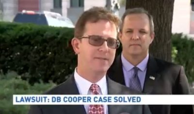 D.B. Cooper case