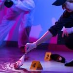 Teamwork needed to solve murder