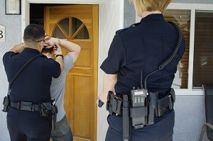 Police Officer Domestic Violence Response