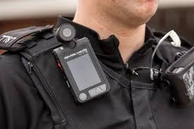 body worn cameras for police