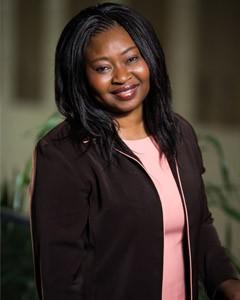 American Military University Alumna, Gabrielle Awosika