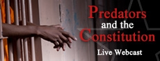 Predators-and-Constitution Live Webcast