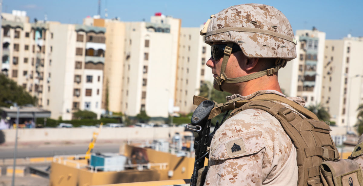 Veteran to DSS Special Agent – The State Department's Prior-Military Diplomatic Security Professionals