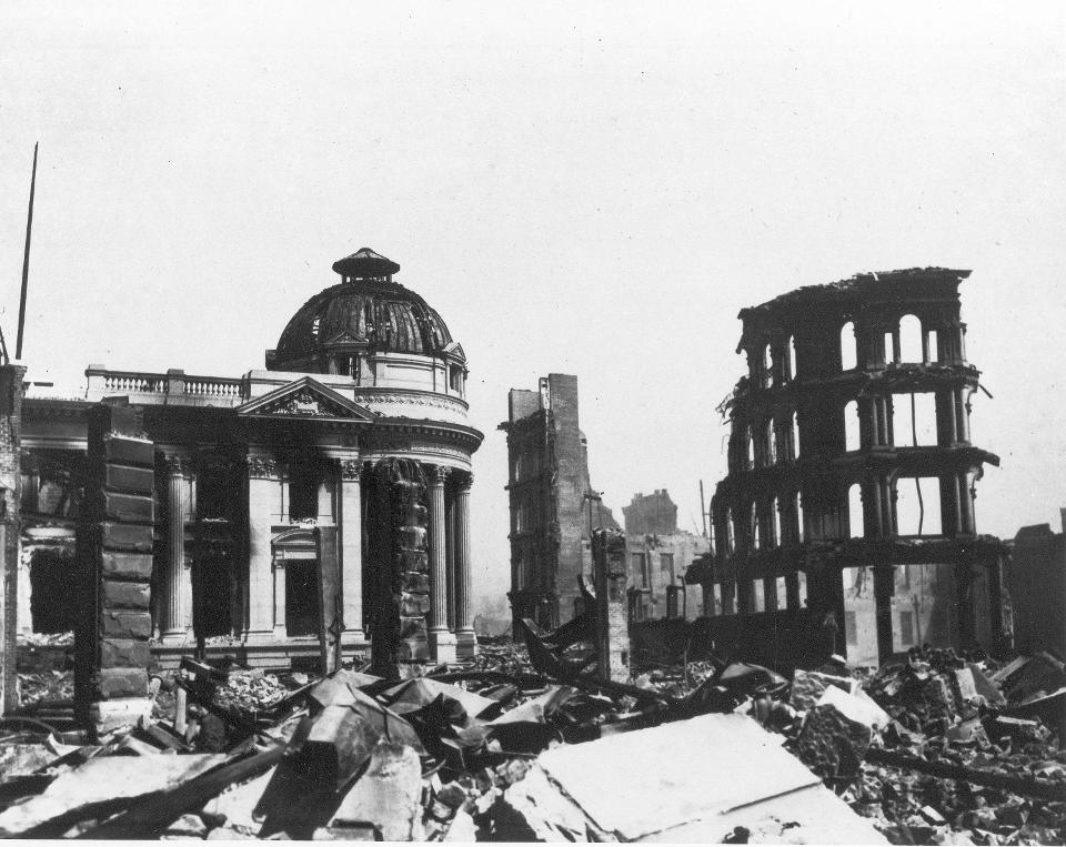 Why Seismologists Are Still Interested in the 1906 San Francisco Earthquake