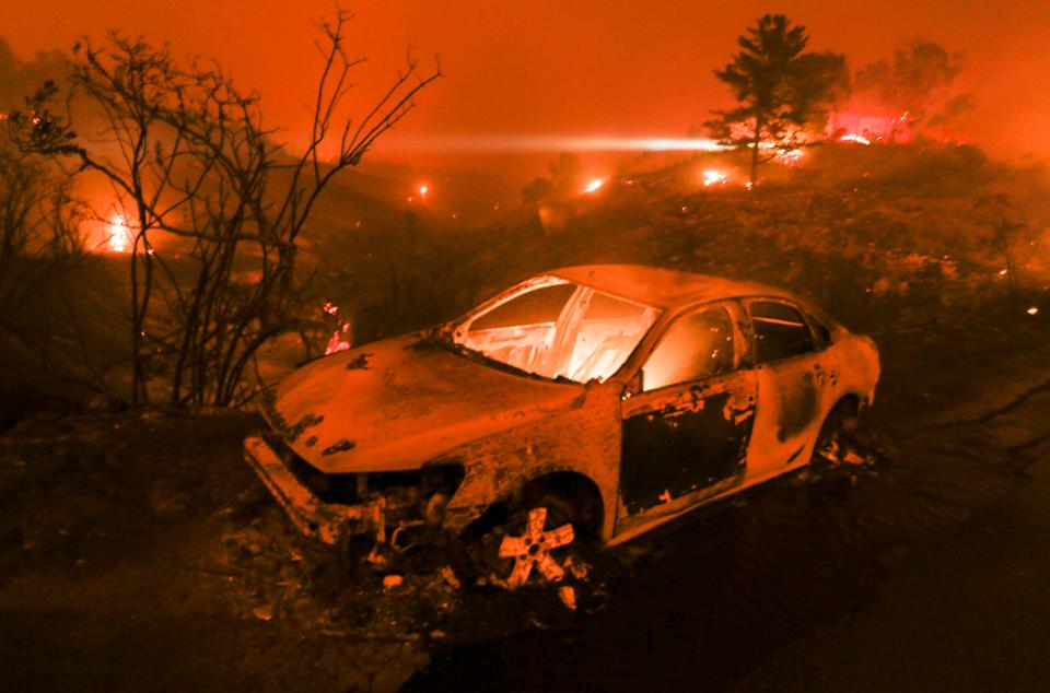 Technology Can Help Prevent Future California Wildfires