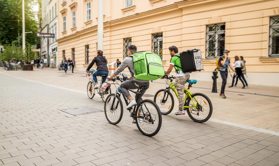 Is the Gig Economy Really Coming to Steal Our Lunch?
