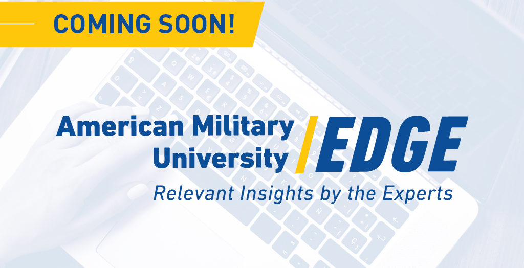 AMU Edge is Coming Soon!