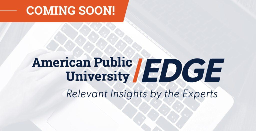APU Edge Is Coming Soon!