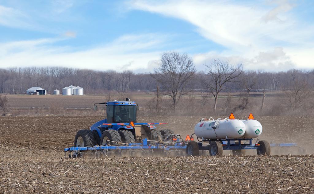 Ammonia Leak in Iowa Prompts Evacuations, Road Closures
