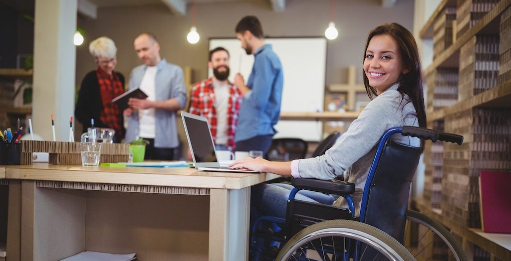 Showing Support for Your Coworkers with Disabilities