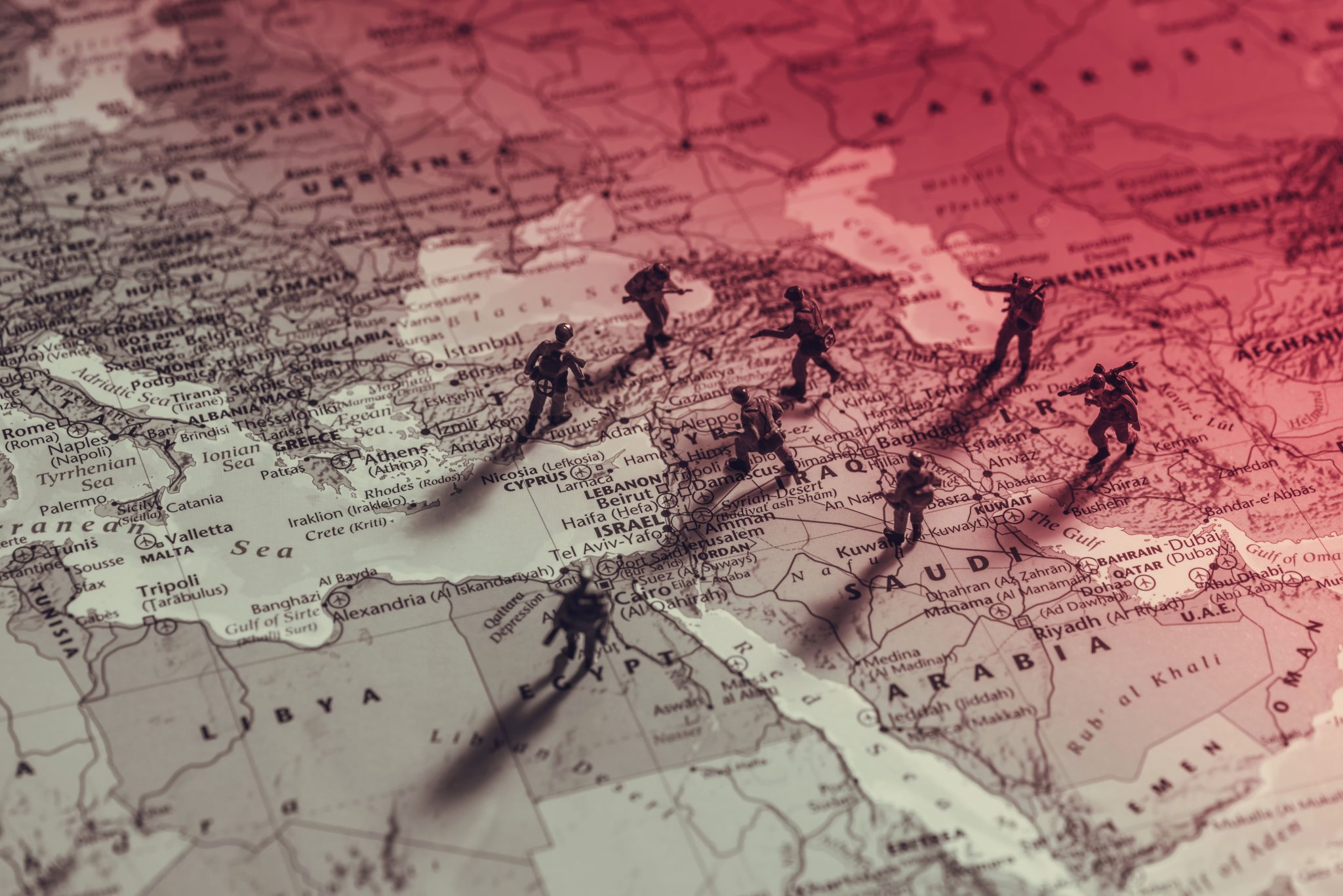 Improving Reverse Logistics Redeployment in the Middle East
