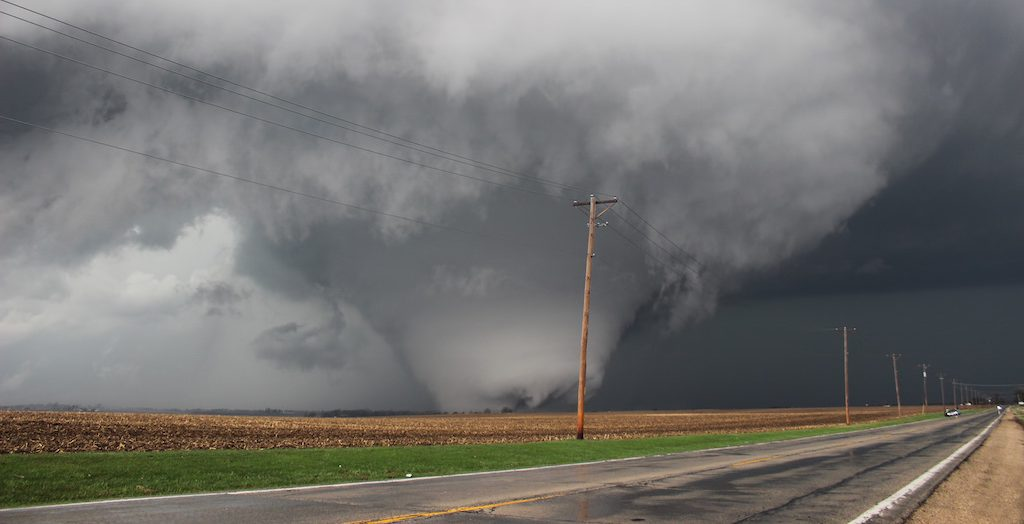 EDM Monday Briefing: Severe Weather Spawns Tornadoes and Causes Widespread Damage in South