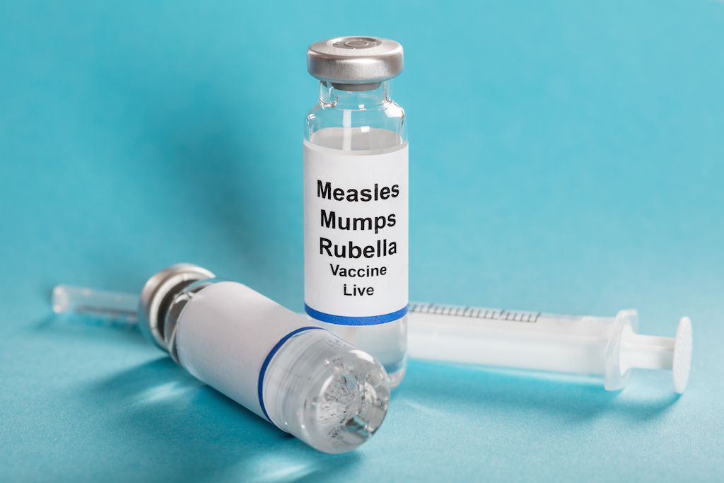 CDC reports 90 new measles cases as outbreak approaches record