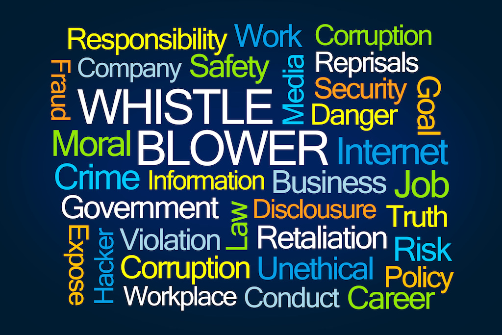 Corporate Whistleblowers: What Protection Is Available?