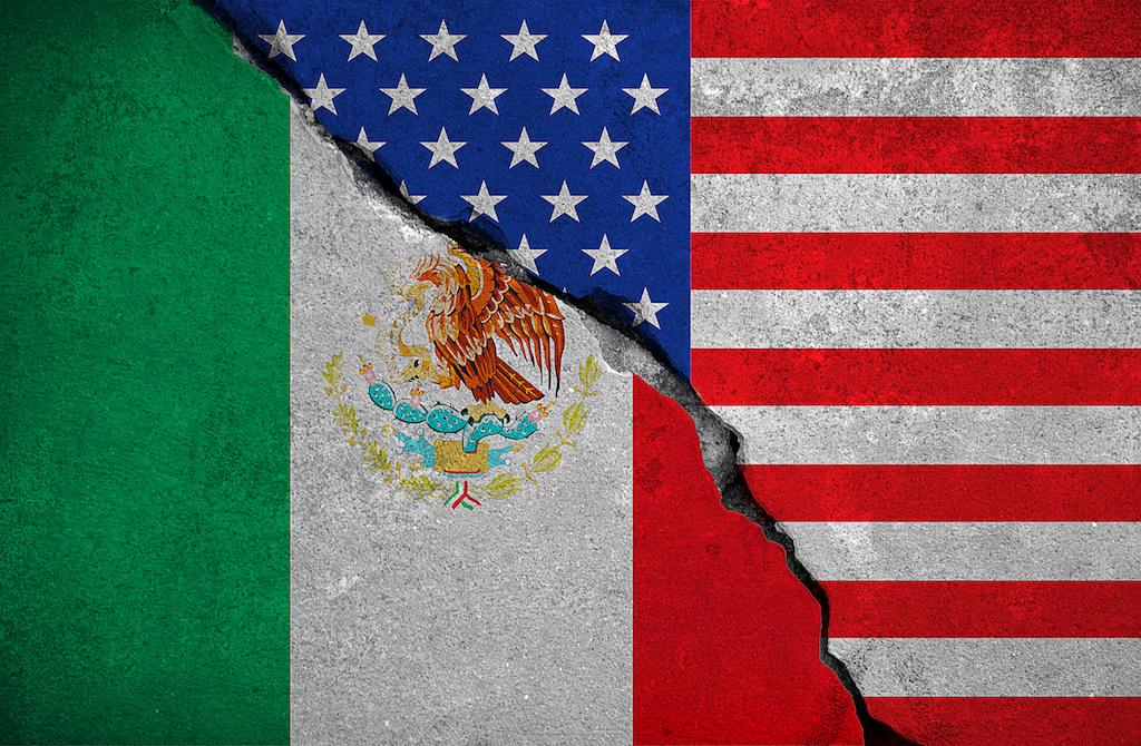 North Dakota Border Wall Contractor Under Scrutiny For Trump's Preferred Treatment