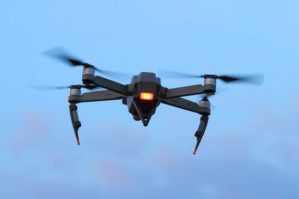 Drones Becoming Frightening Weapon of Choice for Terrorists