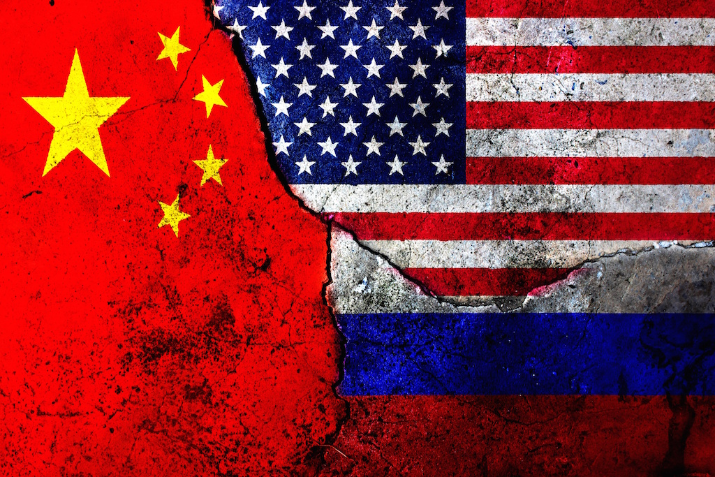 China and Russia Differ in Ways to Influence Americans