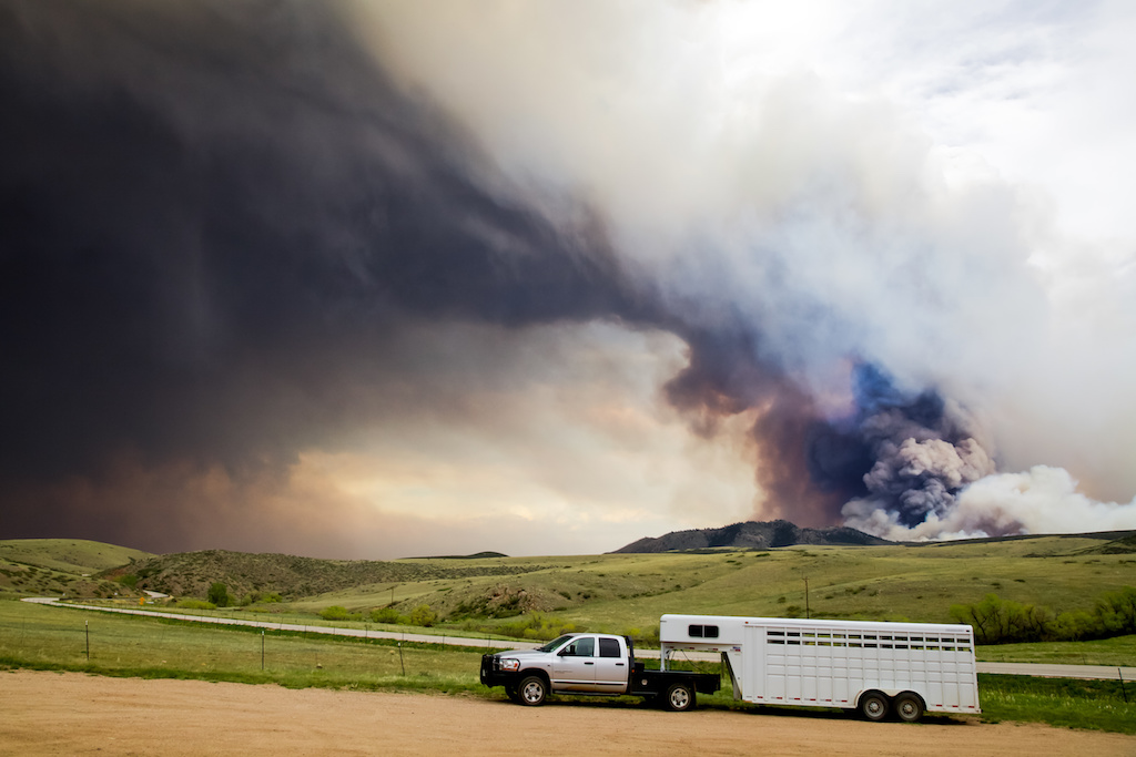 Wildfire Evacuations: Preparation Never Starts Too Soon