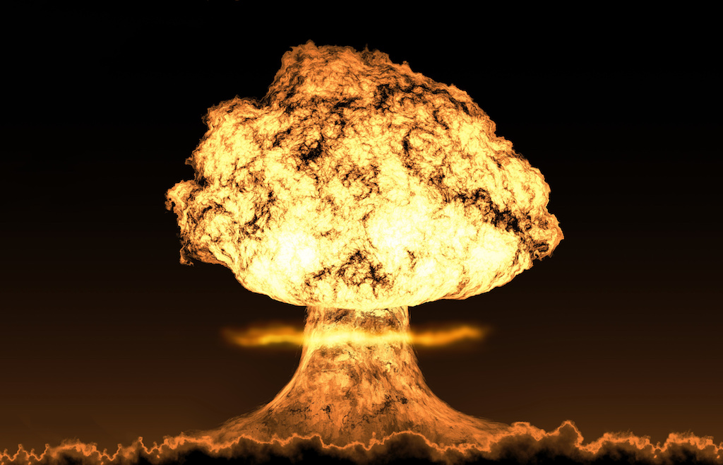 Nuclear War Could Be Devastating For The US, Even If No One Shoots Back