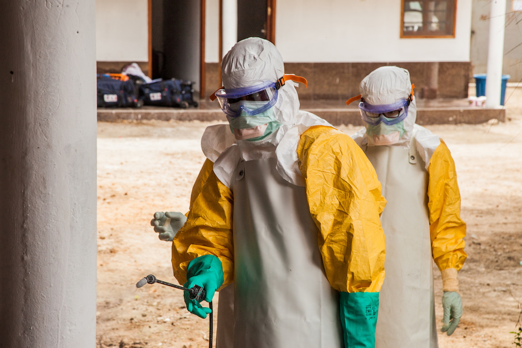 DRC's Ebola Outbreak Is Now a Global Emergency