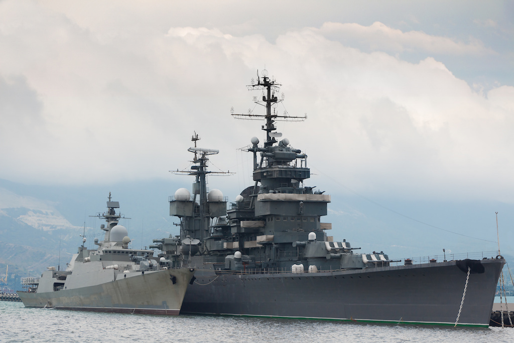 232 Unmanned Ships May Be Key To Countering China, Russia