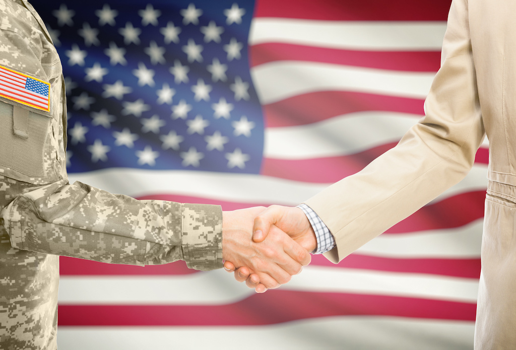 Veterans May Earn More in Post-Military Careers, Study Shows