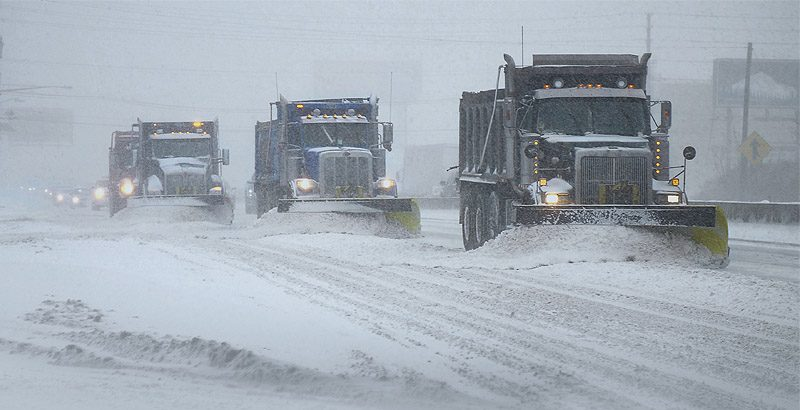 EDM Wednesday Briefing: Blizzard to Sweep Plains States