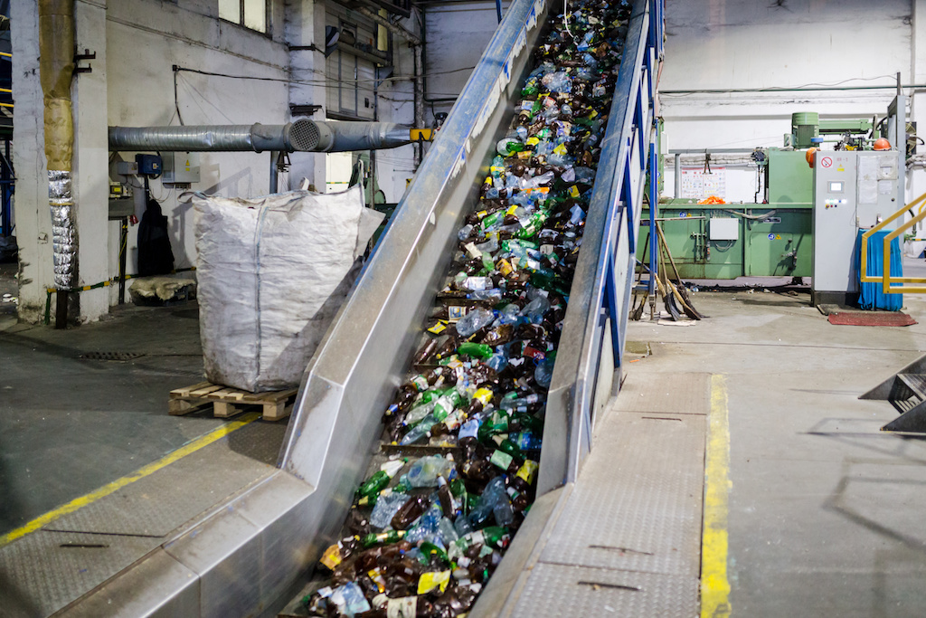 Recycling Is Not the Same Process as Reverse Logistics