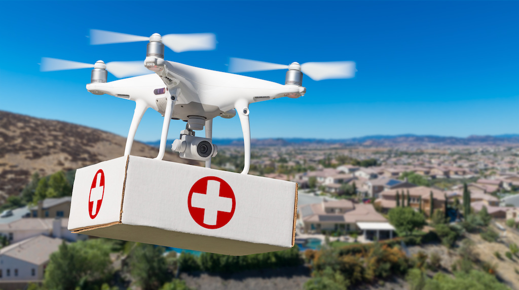 What Is the Future Use of Drones in Delivery Service?