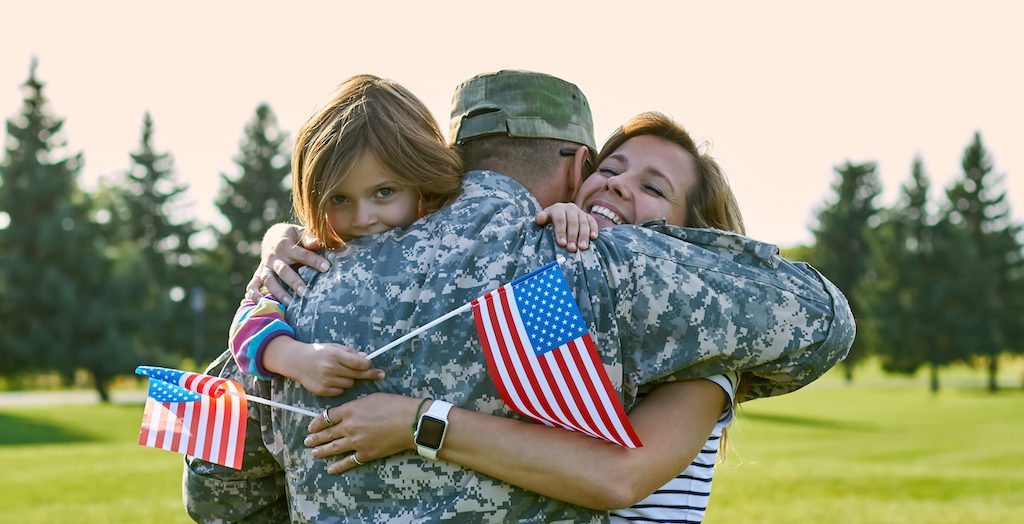 November Is National Veterans and Military Families Month