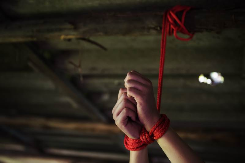 Podcast: The International and Domestic Fight Against Human Trafficking