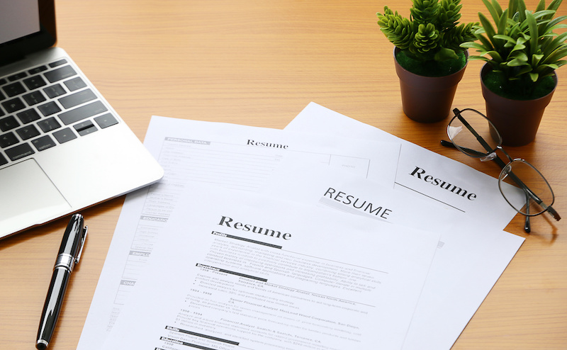 Identifying the Resume You Should Use for Your Next Job