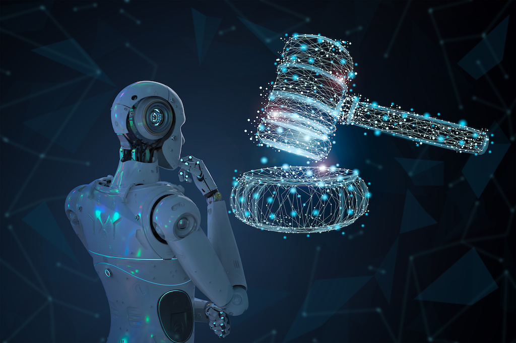 Podcast: Artificial Intelligence and the Law
