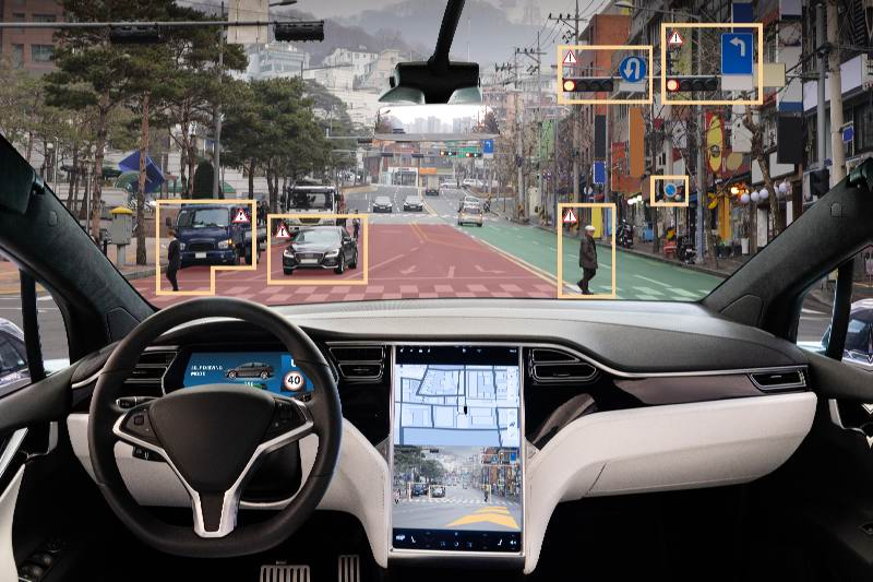 Hacked Driverless Cars Could Cause Collisions And Gridlock In Cities, Say Researchers
