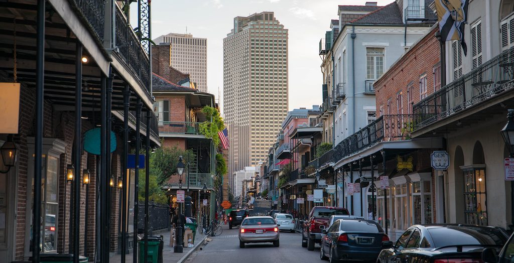 Hurricane Barry Gives New Orleans a Bastille Day Gift