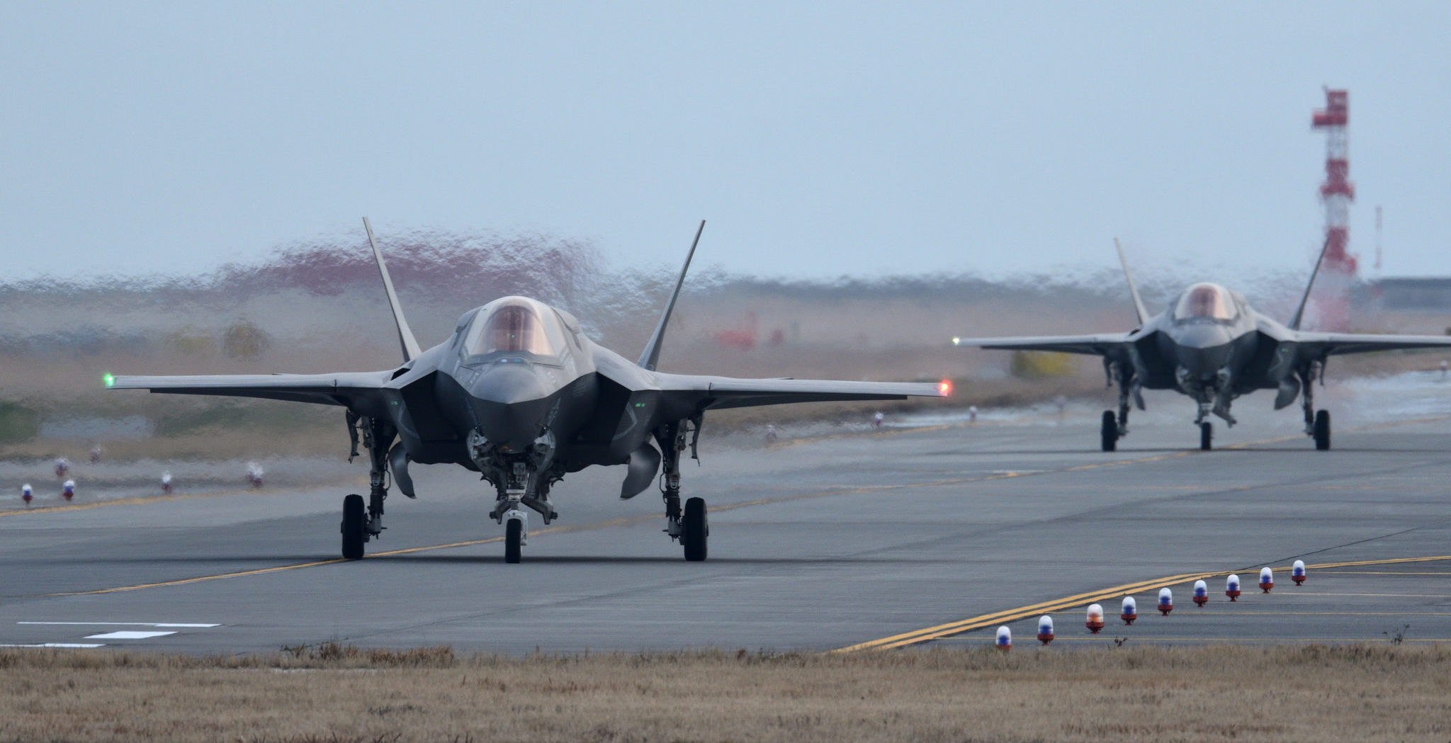 The Race to Find Japan's Missing F-35 before Russia and China