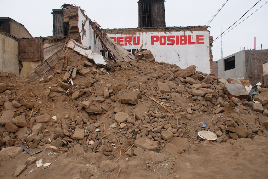 Powerful Earthquake in Peru Kills 1 Person, Injures 11