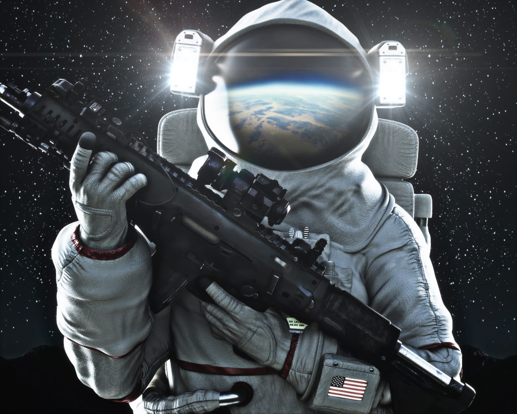 Space Force Members Called 'Space Warfighters' in New Doctrinal Publication