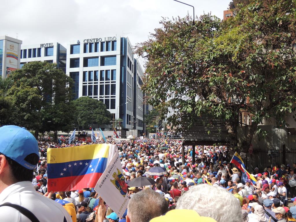 Acting Venezuelan President Juan Guaidó Attempts Coup