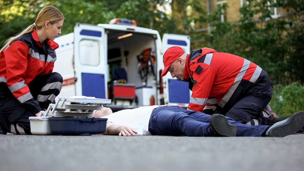 Roadway Safety: How Can EMS Personnel Be Better Protected?