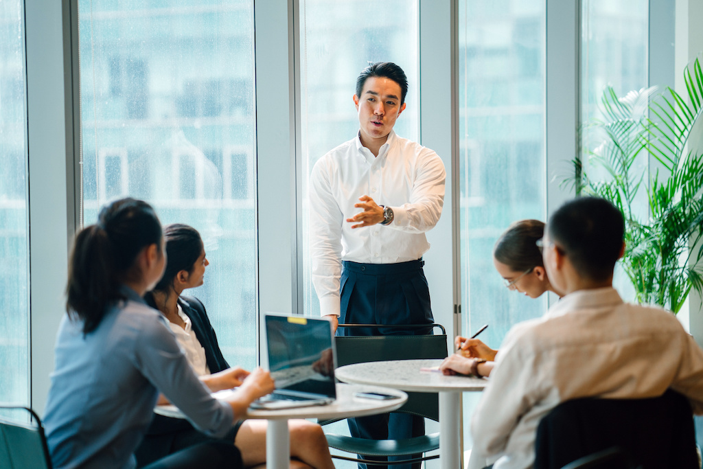 Developing Communication Skills for the Business World