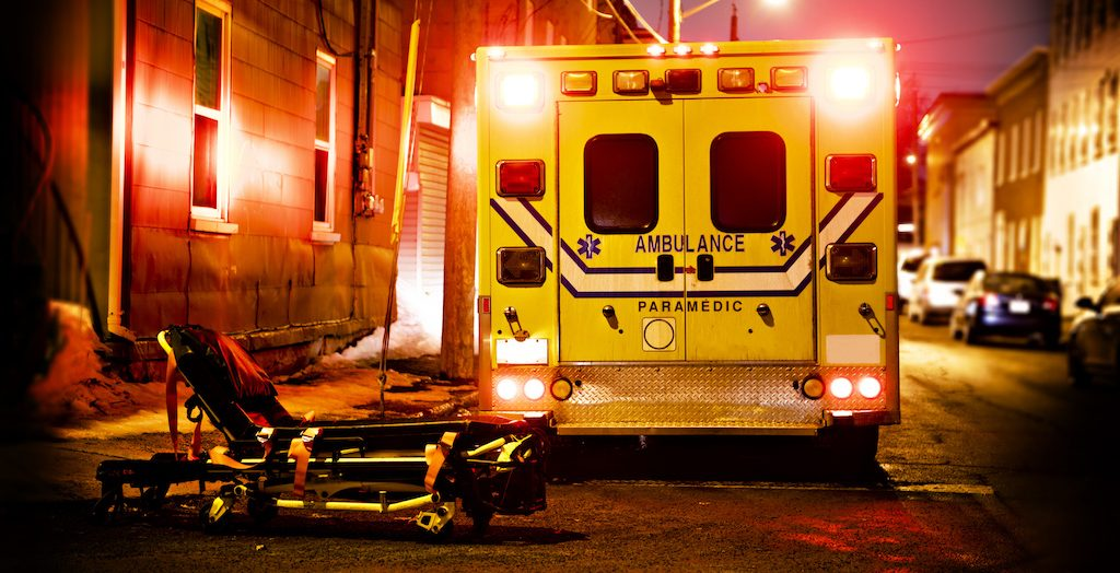 EDM Wednesday Briefing: Paramedics Four Times More Likely to Be Injured on the Job