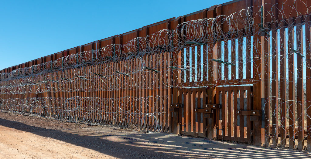 Podcast: President Trump's Progress to 'Build the Wall'