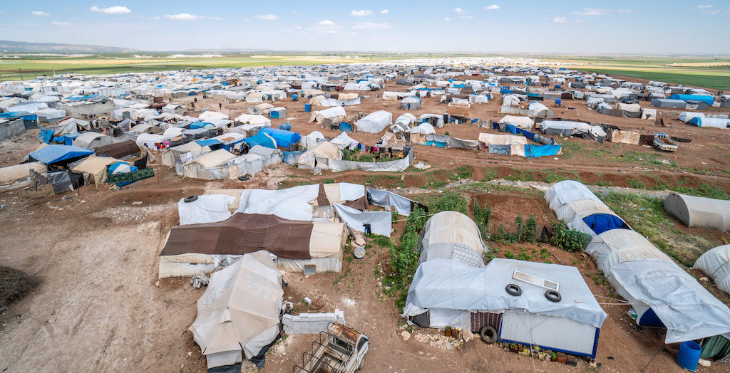Syrians linked to IS will be allowed to leave sprawling camp